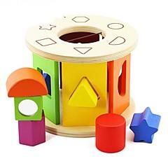 Sets zum Selbermachen Bausteine Bildungsspielsachen Spielzeuge Rechteckig Stücke Jungen Mädchen Geschenk