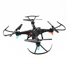 billiga Drönare och radiostyrda enheter-RC Drönare FQ777 FQ777-20W 4 Kanaler 6 Axel 2.4G / WIFI Med HD-kamera 2.0MP Radiostyrd quadcopter LED Lampor / Retur Med Enkel