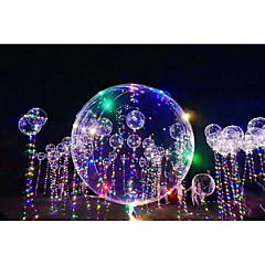 LED osvětlení Hračky Novinka Kolo Prázdninový Romantika Fantazie Osvětlení Záblesk Prázdninový Nový design Dospělé Pieces