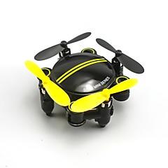 billige Fjernstyrte quadcoptere og multirotorer-RC Drone SH1 4 Kanaler 6 Akse 2.4G Med 0.3MP HD-kamera Fjernstyrt quadkopter WIFI FPV En Tast For Retur Hodeløs Modus Flyvning Med 360