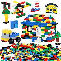 אבני בניין צעצועים ריבוע צעצועים עשה זאת בעצמך עיצוב חדש מבוגרים בנות 1000 חתיכות