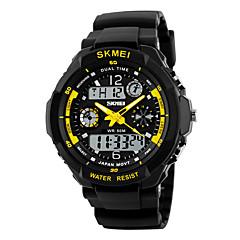 SKMEI -0931 Chytré hodinky Voděodolné Dlouhá životnost na nabití Budík Nositelný Funkce časování Tenký design Lehké a pohodlné Časovač