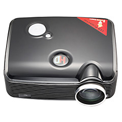 cheap Projectors-New DF-41 LCD Home Theater Projector SVGA (800x600) 3500LM