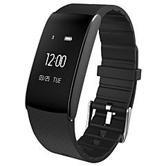 billige Smartklokker-Smart armbånd Pulsmåler Vannavvisende Pedometere Blodtrykksmåling Lang Standby Multifunktion Informasjon Sport Pedometer Fitnessporing