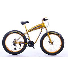 אופני הרים רכיבת אופניים 24 מהיר 700CC/26 אינץ' Shimano דיסק בלימה שמן מזלג שיכוך אלומיניום Aluminum Alloy