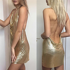 baratos Bijoux de Corps-Longas Cadeia corpo / Cadeia de barriga Fashion Mulheres Dourado / Prata / Azul Bijuteria de Corpo Para Festa / Eventos / Bandagem