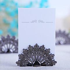 zinklegering bruiloft kaarthouder staande stijl bruiloft receptie