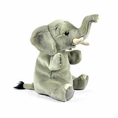 Prstová loutka Hračky Slon Zvířata Dospělé Pieces