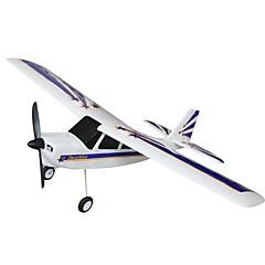 """RC מטוס V765-1 4CH 2.4G ק""""מ / ח יש צורך בהרכבה חשמלי עם מברשת"""