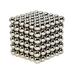 tanie Zabawki magnetyczne-125 pcs 6mm Zabawki magnetyczne Blok magnetyczny Kulki magnetyczne Klocki Klasyczny Przeciwe stresowi i niepokojom Zabawka na koncentrację Zabawki biurkowe Dla dorosłych Dla chłopców Dla dziewczynek