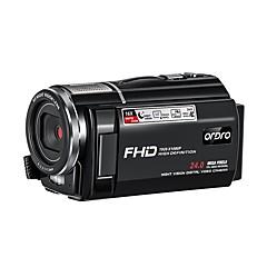 מצלמת וידאו הבחנה גבוהה  (HD) חוץ בתוך הבית לד לראיית לילה מסך מגע HD מלא משקל קל