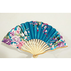 cheap Fans & Parasols-Special Occasion Fans and Parasols Wedding Decorations Garden Theme Butterfly Theme Fairytale Theme Wedding Summer All Seasons