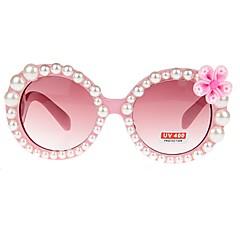 baratos Acessórios para Crianças-Para Meninas Óculos Todas as Estações Resina com clip de metal Rosa