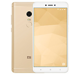 Xiaomi REDMI NOTE 4X 5.5 tuuma 4G älypuhelin (4GB + 64GB 13 MP Deca Core 4100mAh)