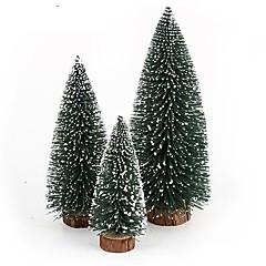 クリスマスパーティー用品 Christmas Trees おもちゃ Taper Shape 休暇 ファンタジー 成人 小品