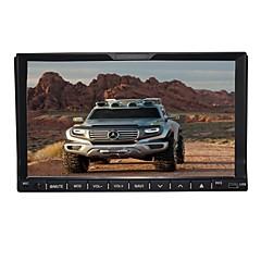 voordelige Auto DVD-spelers-Factory OEM 7 inch(es) 2Din Windows CE 6.0 Bluetooth / FM Radio / Stuurbediening voor Universeel Ondersteuning / SD / USB-ondersteuning