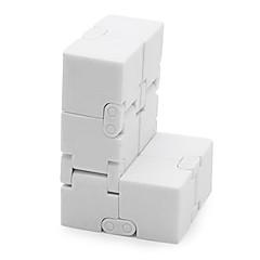 Unendlicher Zauberwürfel Infinity Würfel Schreibtisch-Spielzeug Fidget-Spielzeug Zum Stress-Abbau Spielzeuge Quadratisch Klassisch