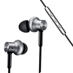 billiga Headsets och hörlurar-Xiaomi I öra Kabel Hörlurar Dynamisk Rostfritt stål / Plast Sport & Fitness Hörlur HI-FI / Stereo headset