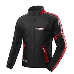モータースポーツのためのウォータープルーフウォージェケットカディガンプロテクターギア付きオートバイ保護ジャケット