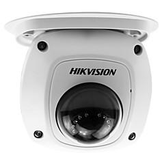 billige tilbud Stort utsalg-HIKVISION 4.0 MP Innendørs with IR-kutt 128(Bevegelsessensor PoE Dobbeltstrømspumpe Fjernadgang Vanntett Plug and play) IP Camera