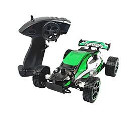 billige Fjernstyrte biler-Radiostyrt Bil 23212 2.4G Buggy (Off- Road) / Fjellklatring Bil / Racerbil 1:20 * KM / H Fjernkontroll / Oppladbar / Elektrisk