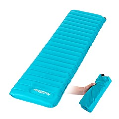 cheap Sleeping Bags & Camp Bedding-Naturehike Inflated Mat Sleeping Pad Outdoor Moistureproof/Moisture Permeability Ultra Light (UL) Inflated Folding Thick Nylon TPU