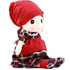 장난감을 채웠다 인형 장난감 잡다한 것 카툰 사람 큐트 여자아이 조각