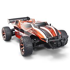 RCカー 333-GS05B 2.4G トラック オフロードカー ハイスピード 4WD ドリフトカー バギー ロッククライミングカー 1:18 20 KM / H リモートコントロール 充電式 エレクトリック
