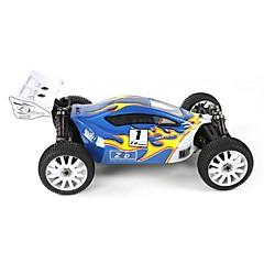 billige Fjernstyrte biler-Radiostyrt Bil JJRC 08425 2.4G Off Road Car Høyhastighet 4WD Driftbil Vogn Jeep Racerbil 1: 8 * KM / H Fjernkontroll Oppladbar Elektrisk