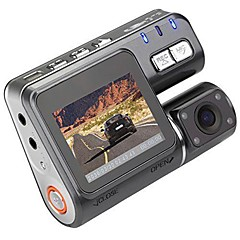 cheap Car DVR-I1000 720p Car DVR 90 Degree Wide Angle 1.8 inch LCD Dash Cam with Night Vision / Loop recording Car Recorder