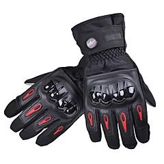 tanie Rękawiczki motocyklowe-PRO-BIKER Sportowy / Pełny palec Unisex Rękawice motocyklowe Ochrona przed deszczem / Zatrzymujący ciepło / Kolarstwo