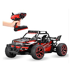 billige Fjernstyrte biler-Radiostyrt Bil GS04B X 2.4G Buggy (Off- Road) / Racerbil / Driftbil Børste Elektrisk * Fjernkontroll / Oppladbar / Elektrisk