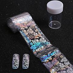 billige Negleklistremerker-1 Neglekunst klistremerke Sminke Kosmetikk Neglekunst Design