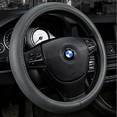 billige Rattovertrekk til bilen-Rattovertrekk til bilen ekte lær 38 cm Beige / Grå / kaffe For Hyundai Sonata / Elantra / IX35 Alle år
