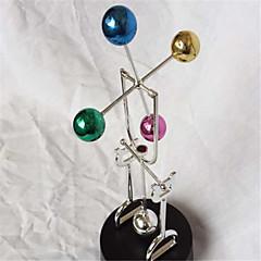 뉴턴 크래들 밸런스 볼 천문학 장난감&모델 과학&디스커버리 완구 장난감 구 모터라이즈드 전동 어른' 조각