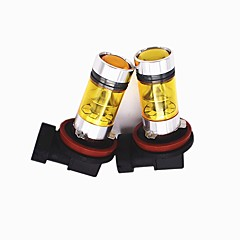 ieftine -Lumină LED Bec Ceață Pentru Universal Παγκόσμιο Παγκόσμιο lumina masinii