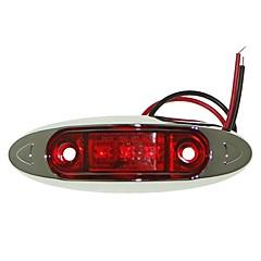 voordelige -SENCART 1 Stuk Vrachtwagen / Motor Lampen 1.5W SMD LED 3 Exterieur Lights For Universeel Alle jaren