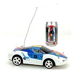 billige Fjernstyrte biler-Radiostyrt Bil 2010B 2.4G Bil Høyhastighet Racerbil 20 KM / H Mini Fjernkontroll Oppladbar Elektrisk