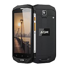 billiga Mobiltelefoner-AGM A8 5.0 tum 4G smarttelefon (4GB + 64GB 13mp Qualcomm Snapdragon 410 4050mAh mAh)