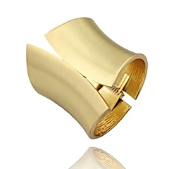 cheap Bracelets-Women's Bangles Cuff Bracelet Vintage Fashion Statement Jewelry Alloy Geometric Jewelry For Party Bar