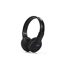 billiga Headsets och hörlurar-BS862 Headband Trådlös Hörlurar Elektrostatisk Plast Sport & Fitness Hörlur mikrofon headset