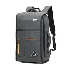 """billiga Laptop Bags-Nylon Enfärgad Ryggsäckar 16 """"bärbar dator"""
