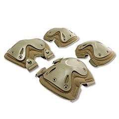 preiswerte Schutzausrüstung-Schutzausrüstung für Jagd Schießen Wandern Herren Stoßfest Passend für linke oder rechte Knie Sicherheits Ausstattung Sport & Natur 4