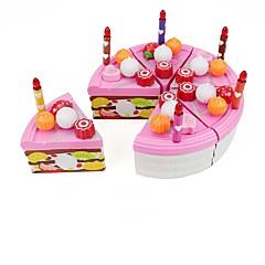 Tue so als ob du spielst Spielzeuge Kreisförmig Lebensmittel friut Essen & Trinken Geburtstag Jungen Mädchen Stücke