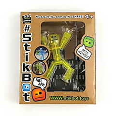 Robot Hračky Stikbot Hračky Zábavné kreativita 1 Pieces Dospělé Dárek