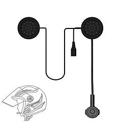 baratos Fones para Capacetes de Motocicleta-mh02 capacete de motocicleta fone de ouvido bluetooth cs4.0 capacete bluetooth headset