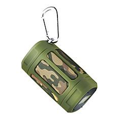 cheap Speakers-NOGO F5mini Outdoor Bluetooth Speaker Mini Style FM Radio Hands-Free Calls Light and Convenient Bluetooth 4.0 Micro USB 3.5mm AUX TF Card