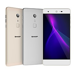 "Недорогие -SHARP Z2 Global Version 5.5 "" 4G смартфоны ( 4GB + 32Гб 16MP MediaTek MT6797 3000mAh)"