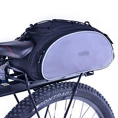 cheap Bike Bags-Rosewheel Bike Bag 13L Bike Trunk Bags Panniers & Rack Trunk Waterproof Water Bottle Pocket Reflective Strips Multifunctional Bicycle Bag