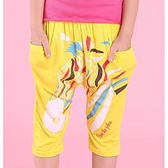 tanie Odzież dla chłopców-Dzieci Dla chłopców Aktywny Kreatywne Bawełna Spodnie Rumiany róż